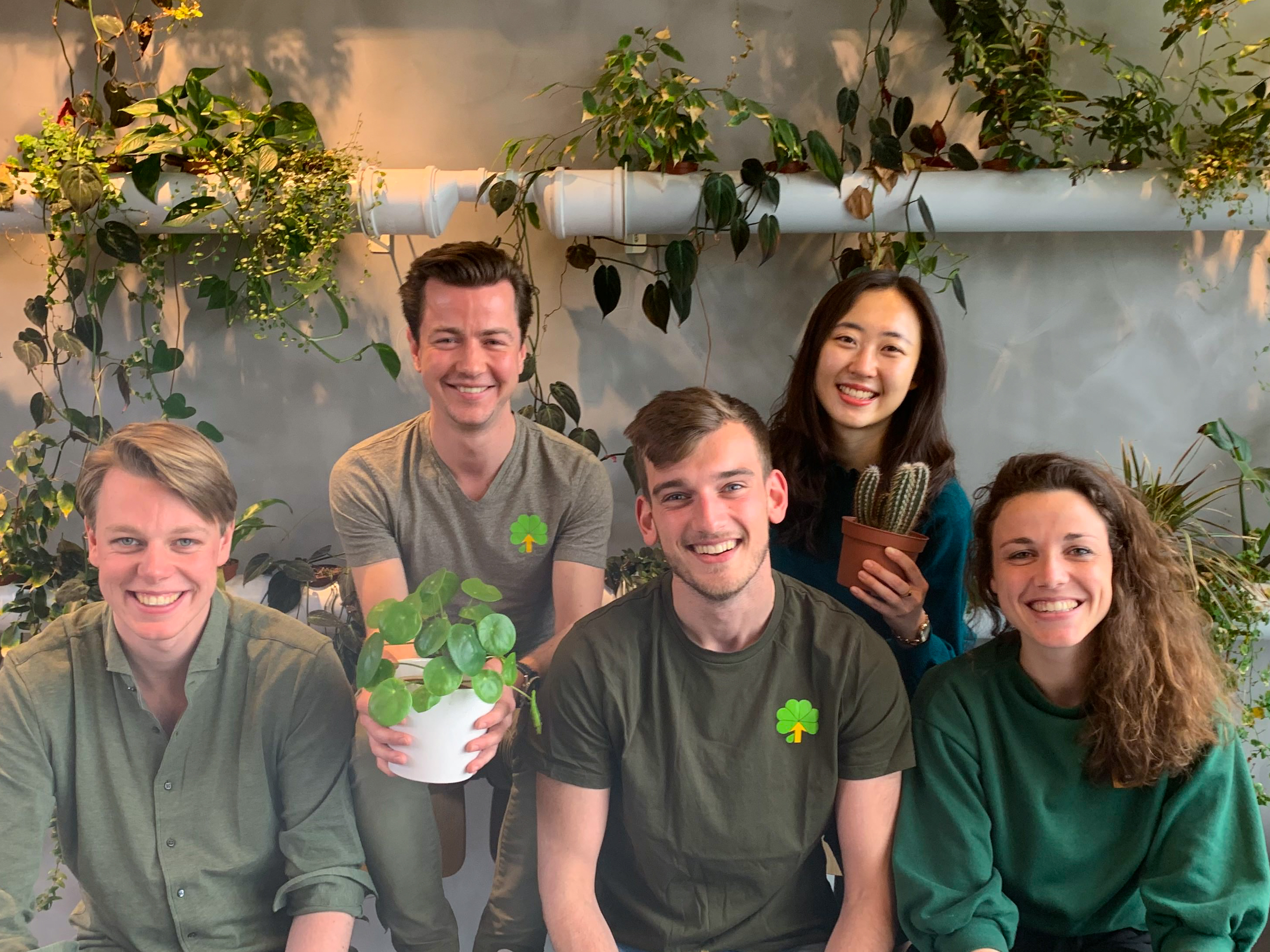 COREKEES TEAM IN GREEN FOR INTERNATIONAL DAY OF THE FOREST